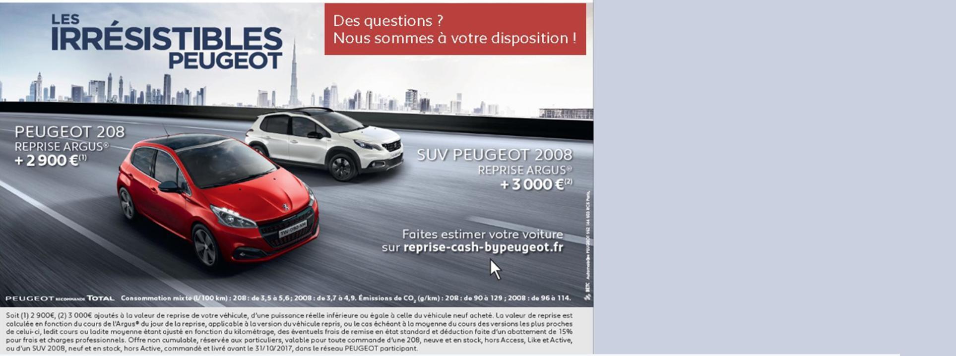 Peugeot romans sur isere concessionnaire garage dr me 26 for Garage ford romans