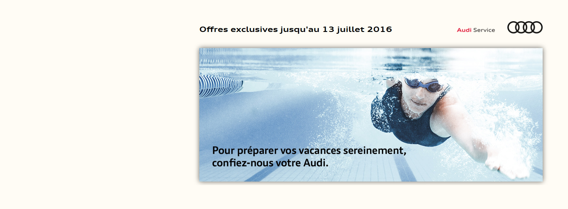 Les Offres Entretien Audi Chartres