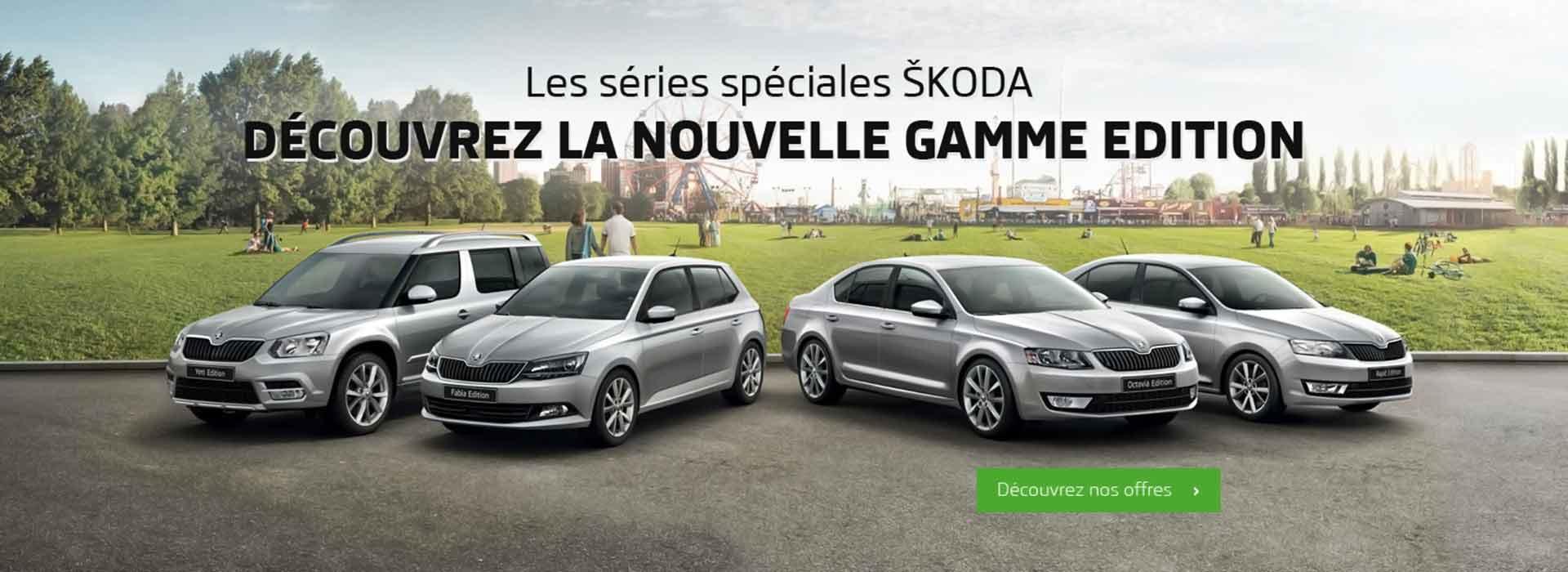 Les Offres Skoda Chartres