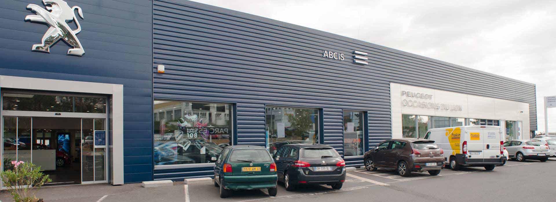 Peugeot clermont ferrand concessionnaire garage puy for Ad garage clermont ferrand