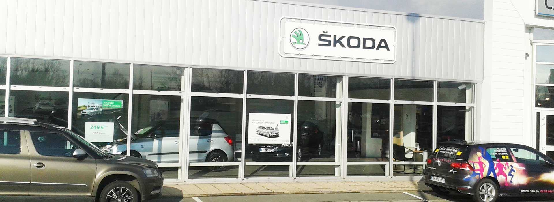 skoda douai concessionnaire garage nord 59. Black Bedroom Furniture Sets. Home Design Ideas