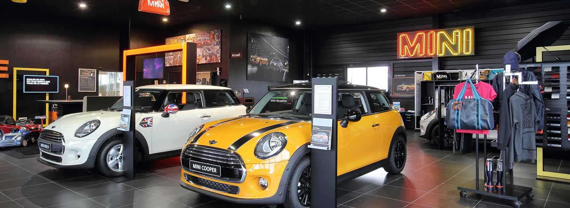 Mini poitiers concessionnaire garage vienne 86 for Garage ranger poitiers horaires