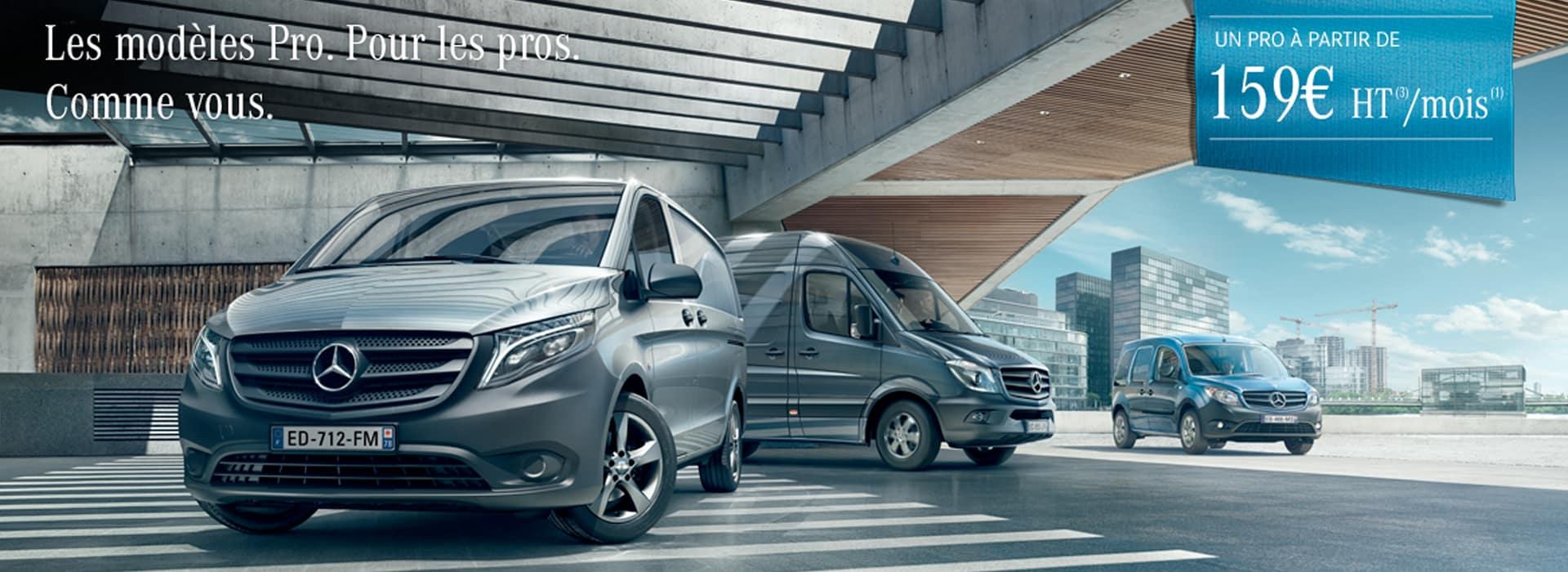 Mercedes benz utilitaires niort concessionnaire garage for Garage mercedes pellouailles les vignes