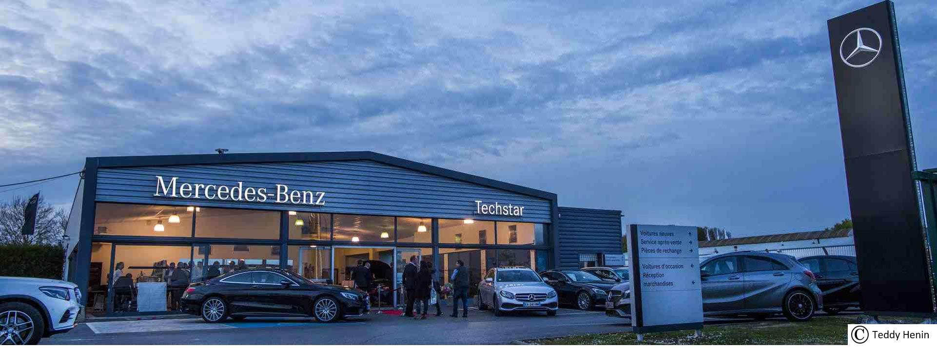Mercedes benz amiens concessionnaire garage somme 80 for Garage mercedes autour de moi