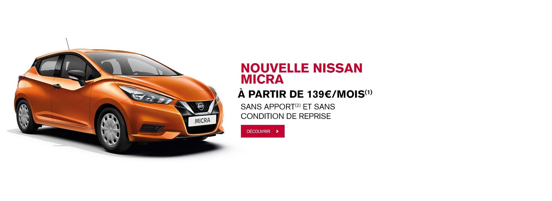 Nissan lille concessionnaire garage nord 59 autos post for Bon garage lille