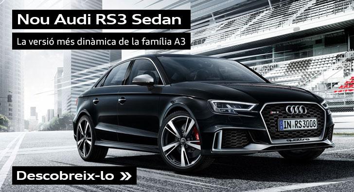 Nou Audi TT RS