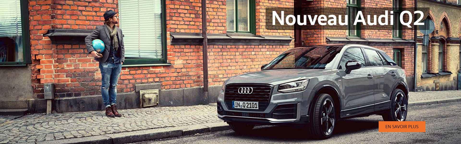 Nouvelle Audi Q2