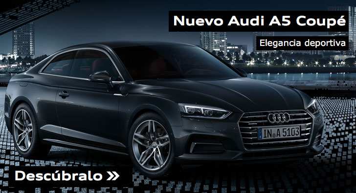 Nuevo Audi A5 Coupe