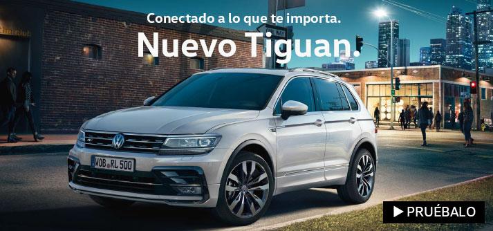 Nuevo Tiguan Vilamobil