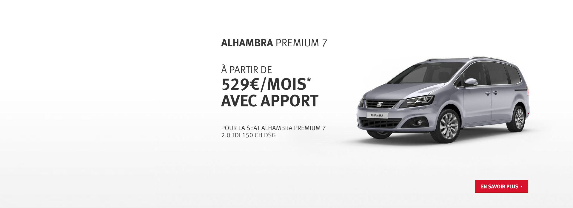 Offre Alhambra
