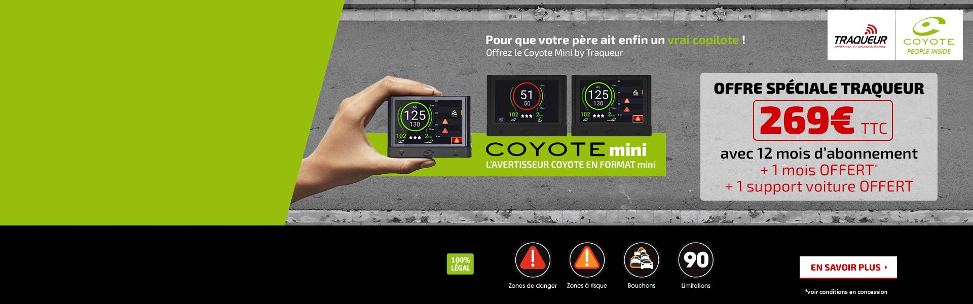 Offre Coyote
