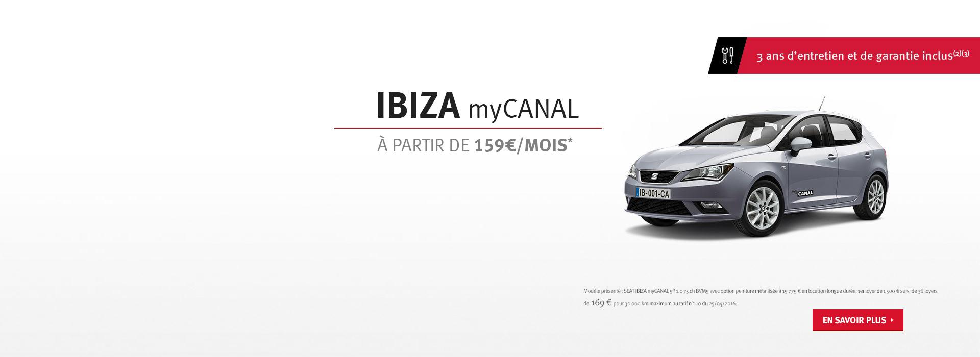 Offre Ibiza