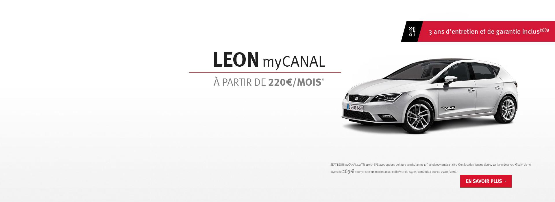 Offre Leon