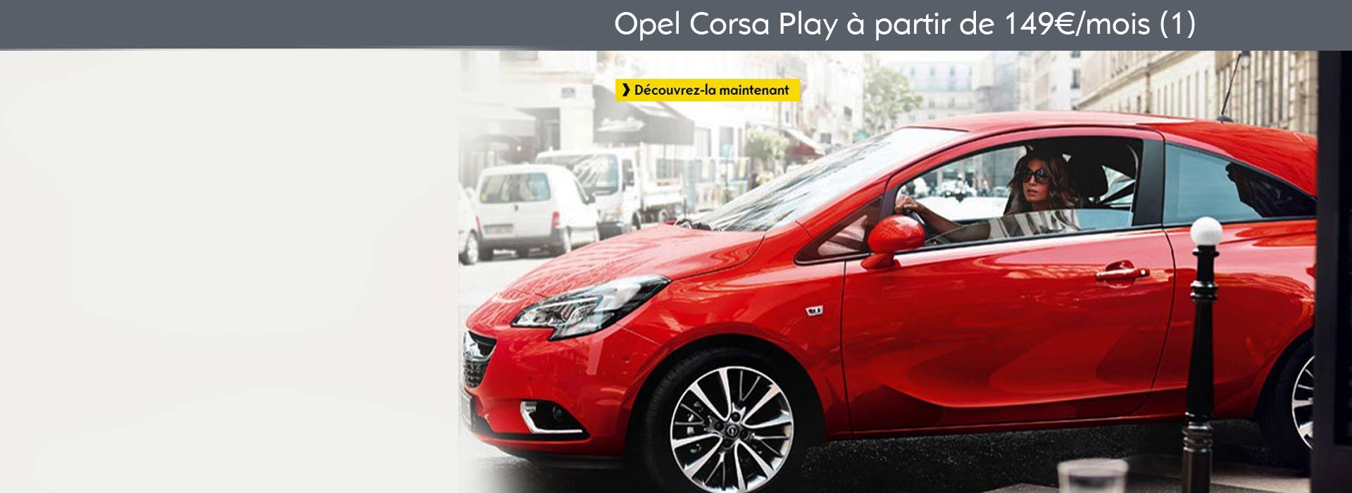 Opel Corsa Play