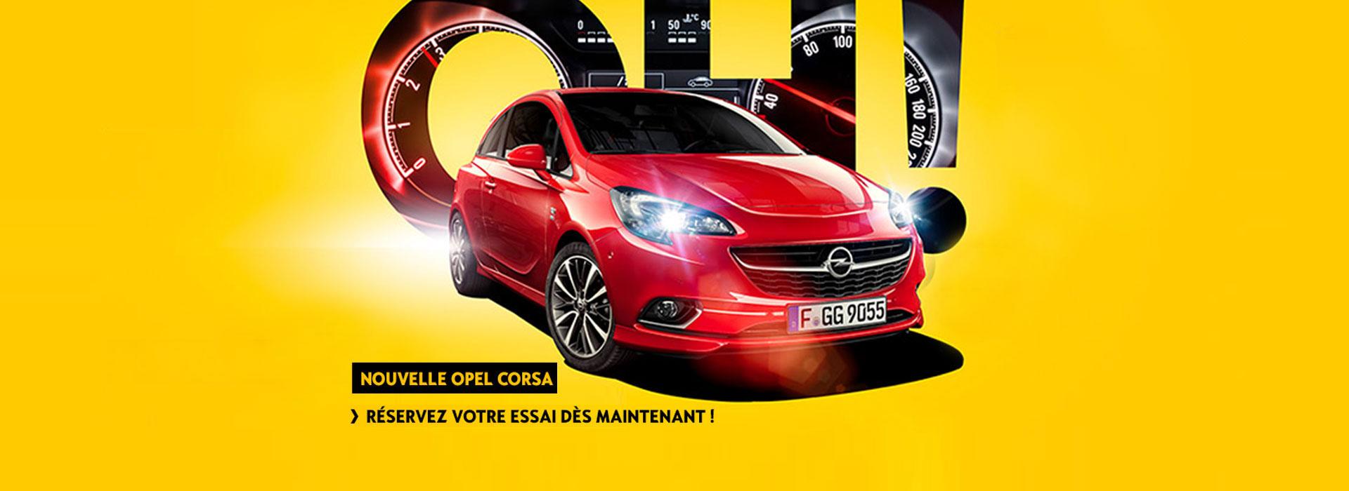 Opel Nouvelle Corsa 5 portes