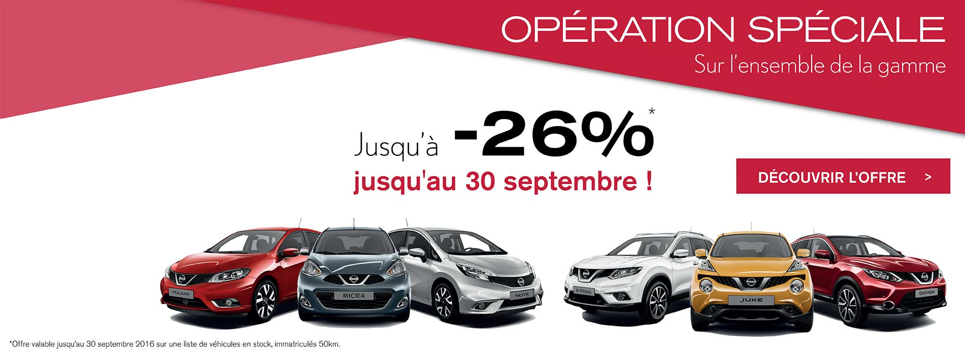operation speciale nissan