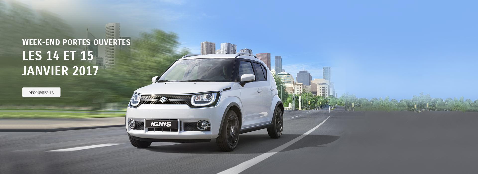 Suzuki paris concessionnaire garage val de marne 94 for Garage audi 94 saint maur