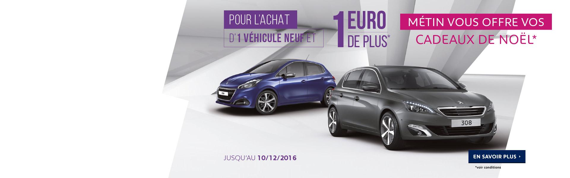 Opération Peugeot Métin