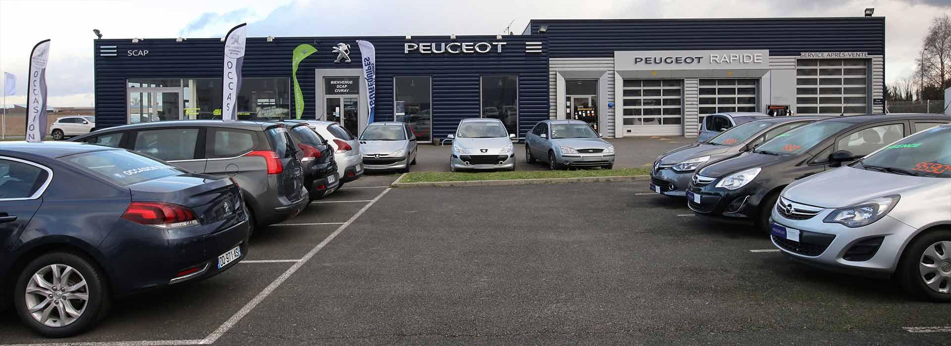 Peugeot Civray : peugeot civray concessionnaire garage vienne 86 ~ Gottalentnigeria.com Avis de Voitures