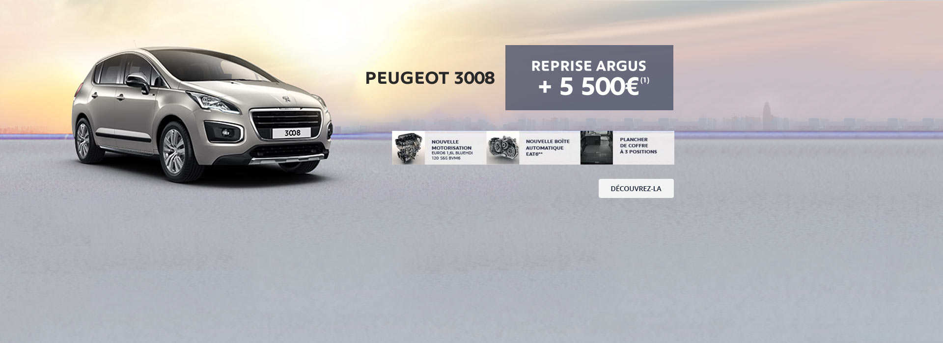 Peugeot Crossover 3008