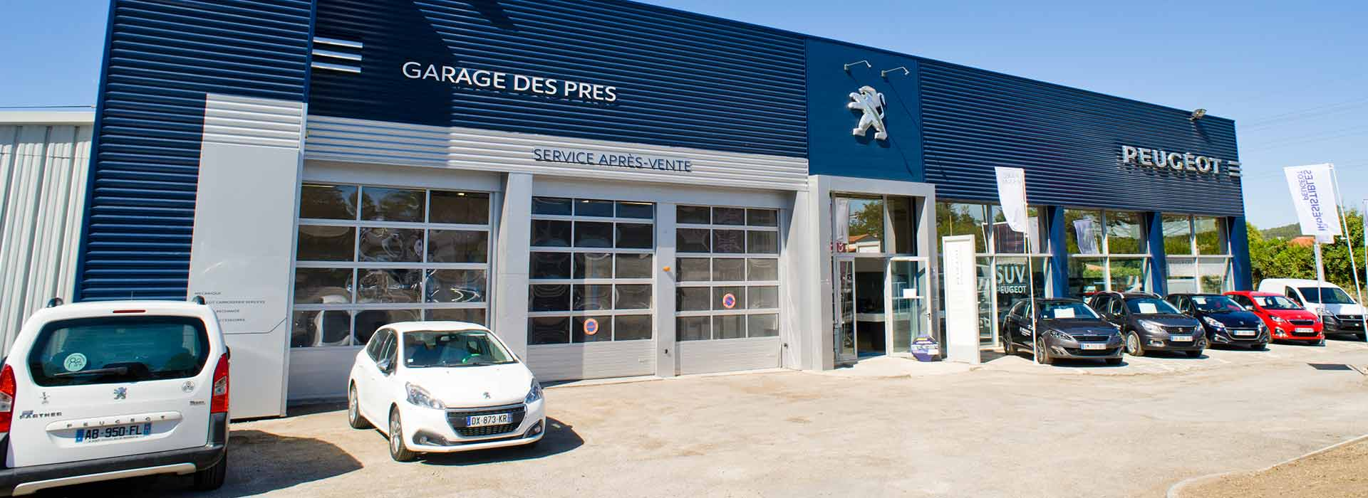 peugeot aix en provence concessionnaire garage bouches du rh ne 13. Black Bedroom Furniture Sets. Home Design Ideas