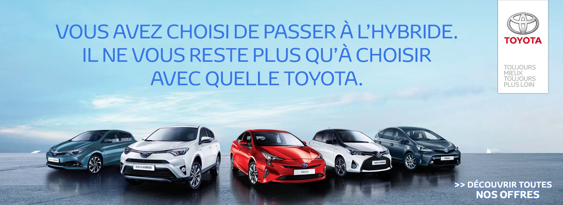 portes ouvertes en septembre chez Toyota