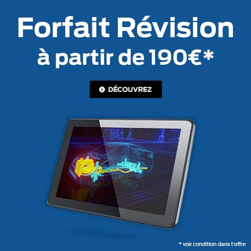 PROMO REVISION FORD 3EME