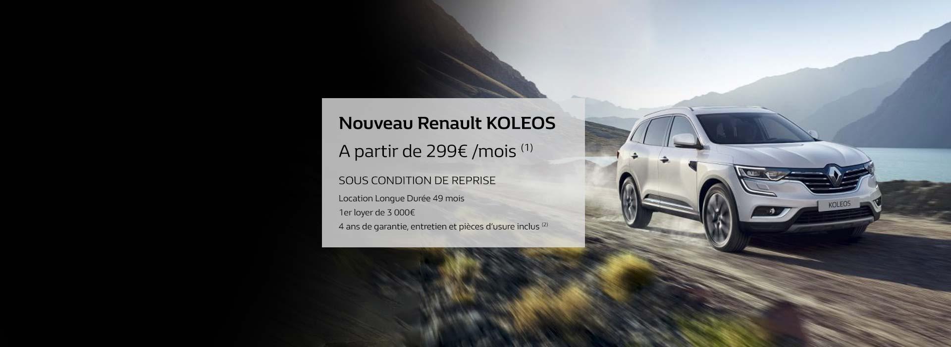 Renault KOLEOS