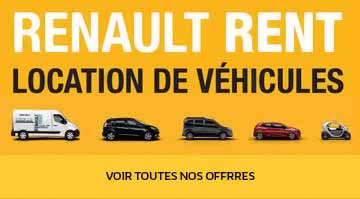 Renault Rent Location