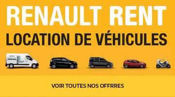 Renault Rent Location