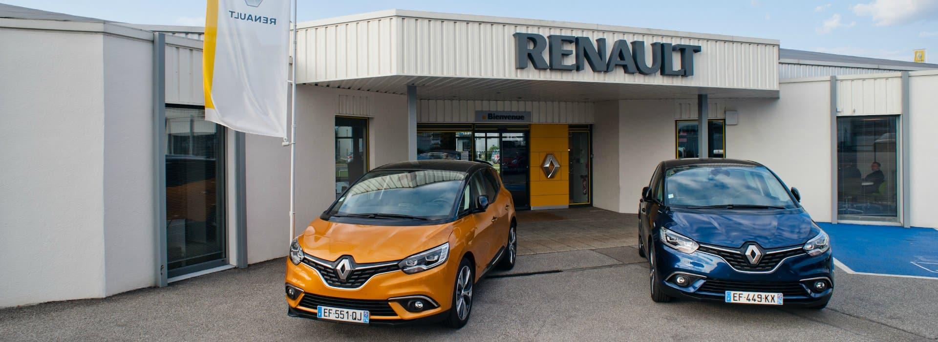 Renault Thonon