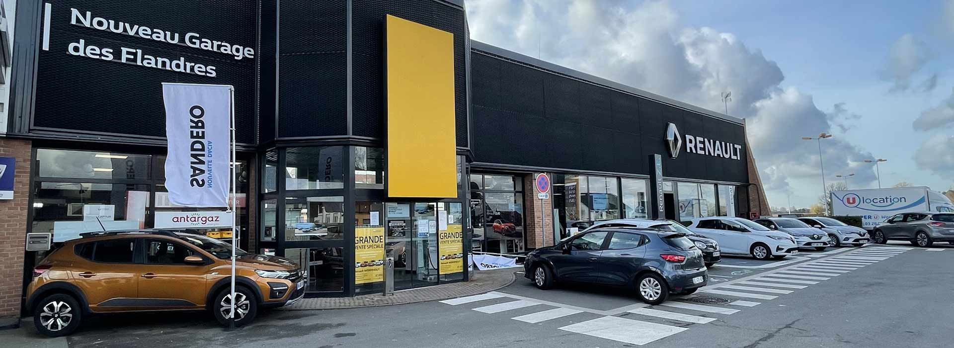 Renault Wormhout