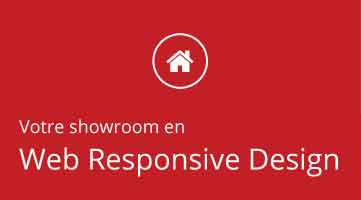 Showroom Web Dédié