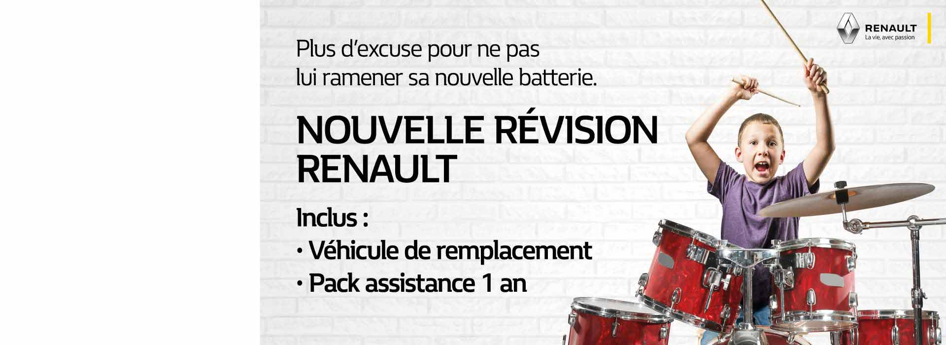 Revision RENAULT