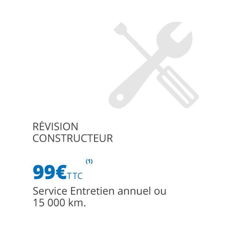 Revision Constructeur