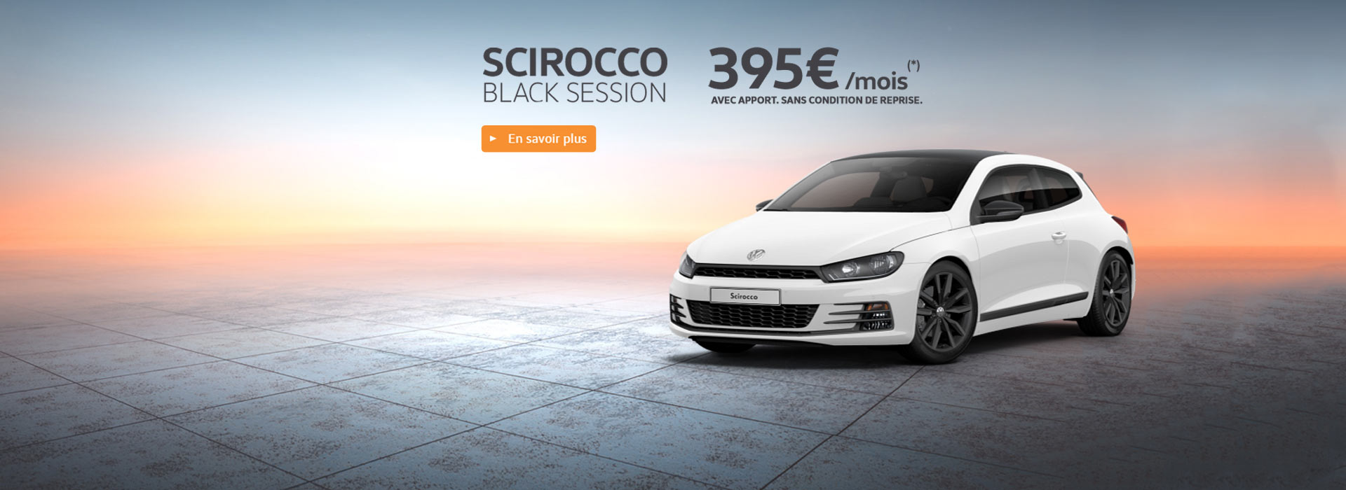 Scirocco Blcak Session