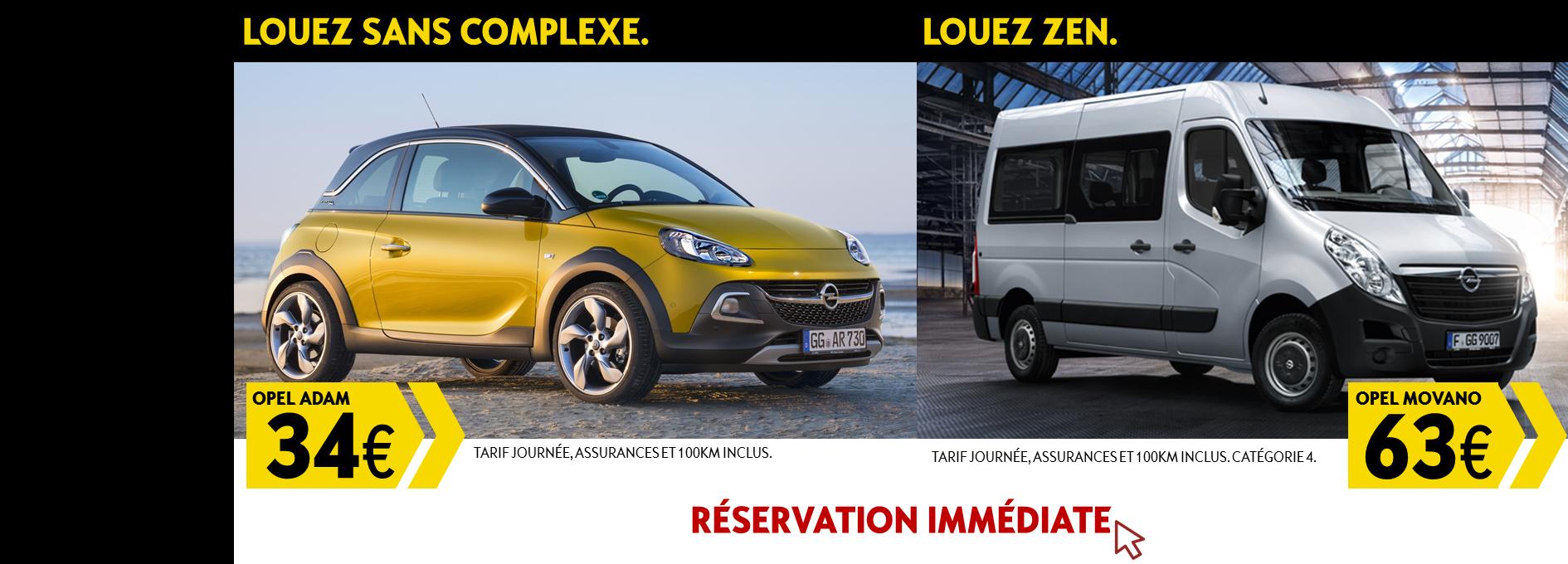 Service Location Opel