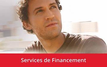 Services de Financement