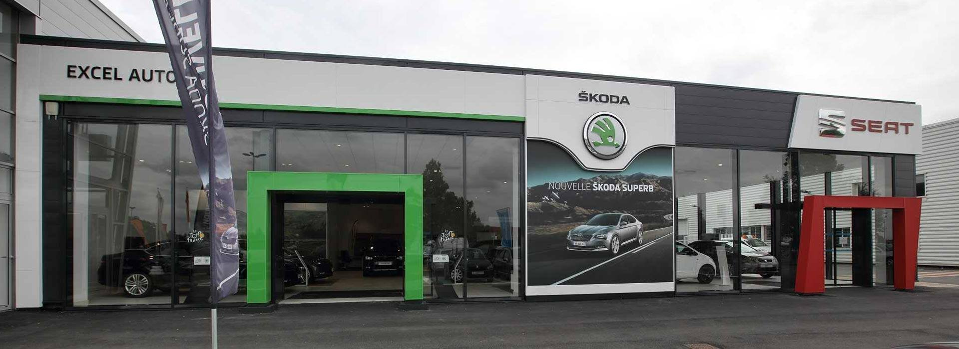 skoda poitiers concessionnaire garage vienne 86. Black Bedroom Furniture Sets. Home Design Ideas