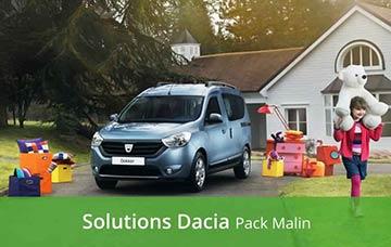 Solutions Dacia