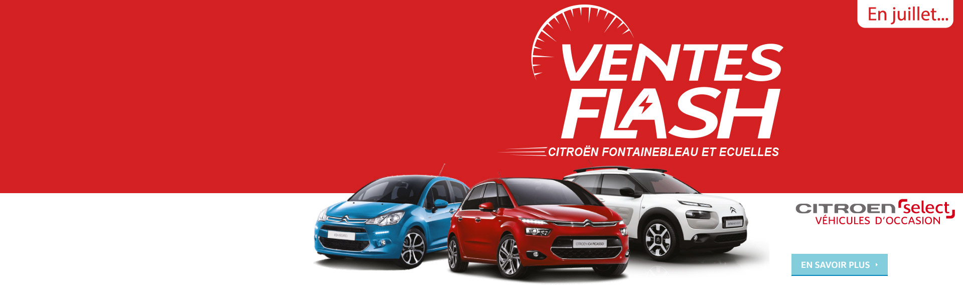 Ventes Flash Citroën