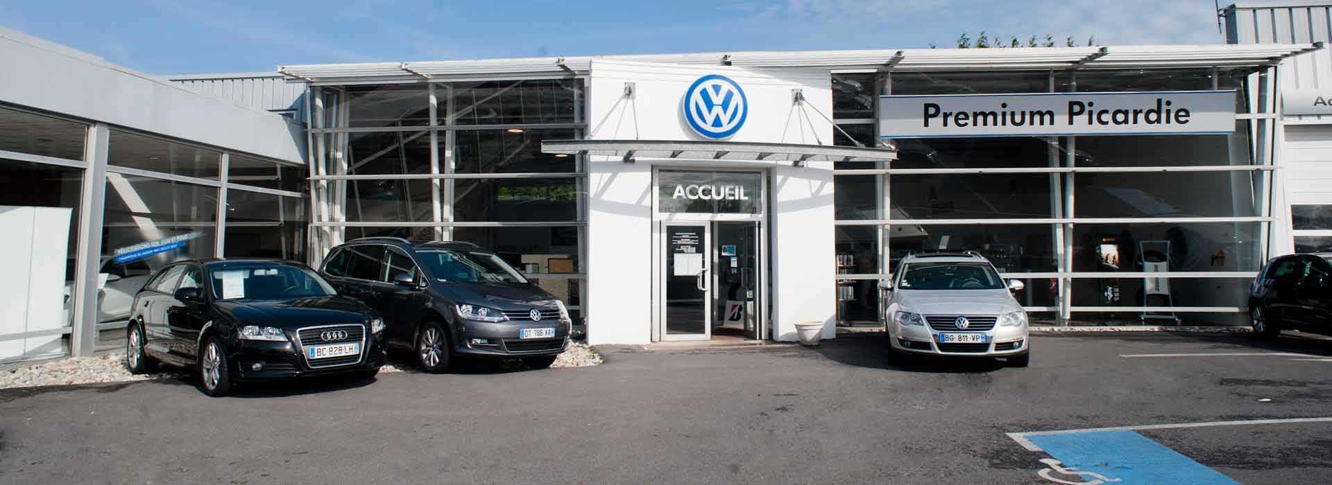 volkswagen abbeville concessionnaire garage