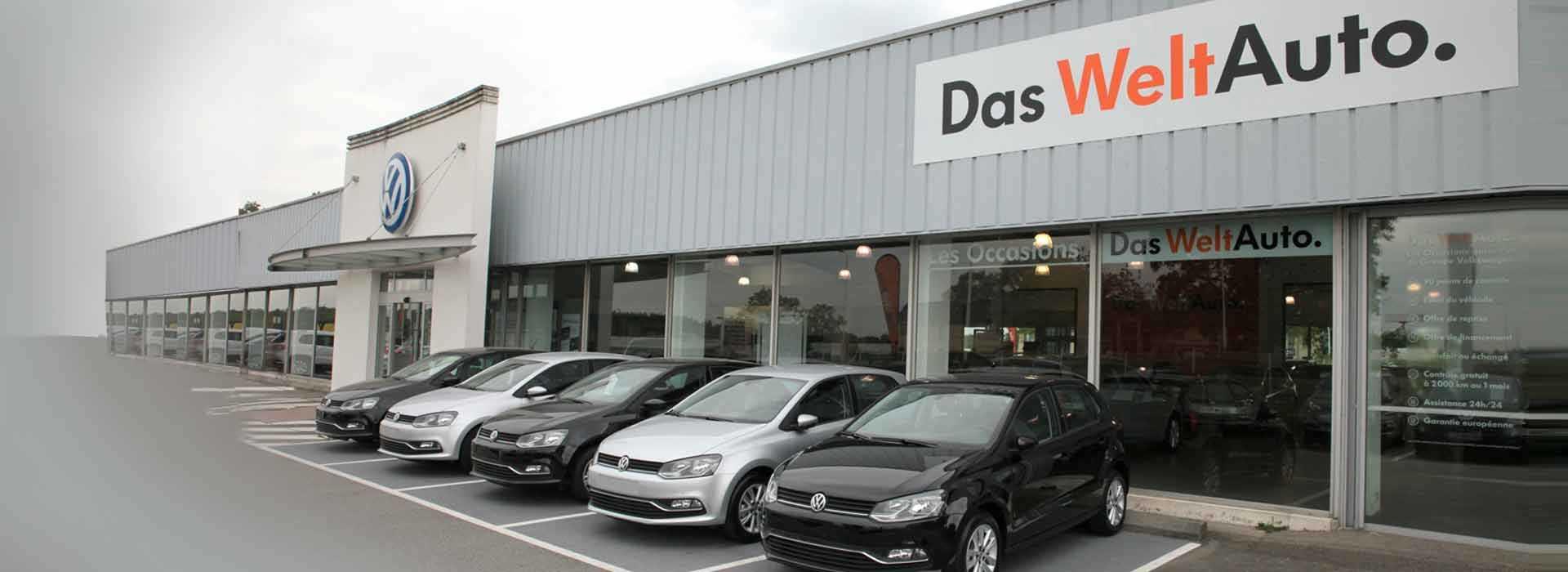 Volkswagen chateaubriant concession volkswagen auto garage de l ouest autodealers route de - Garage voiture occasion loire atlantique ...