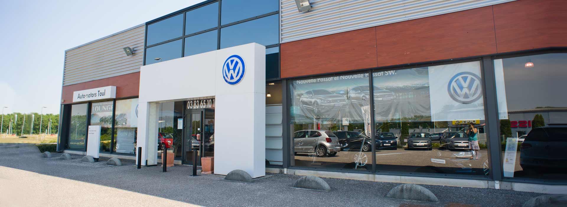 Volkswagen Dommartin-Les-Toul - Nancy