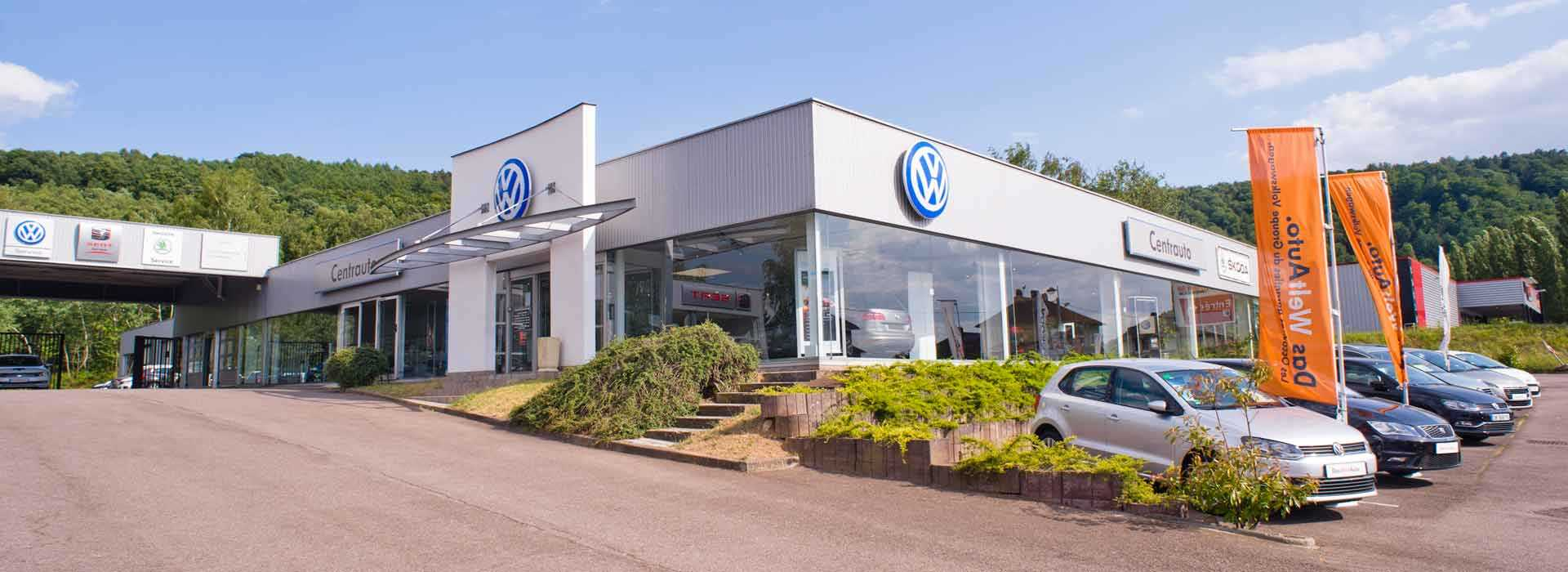 volkswagen forbach concessionnaire garage moselle 57