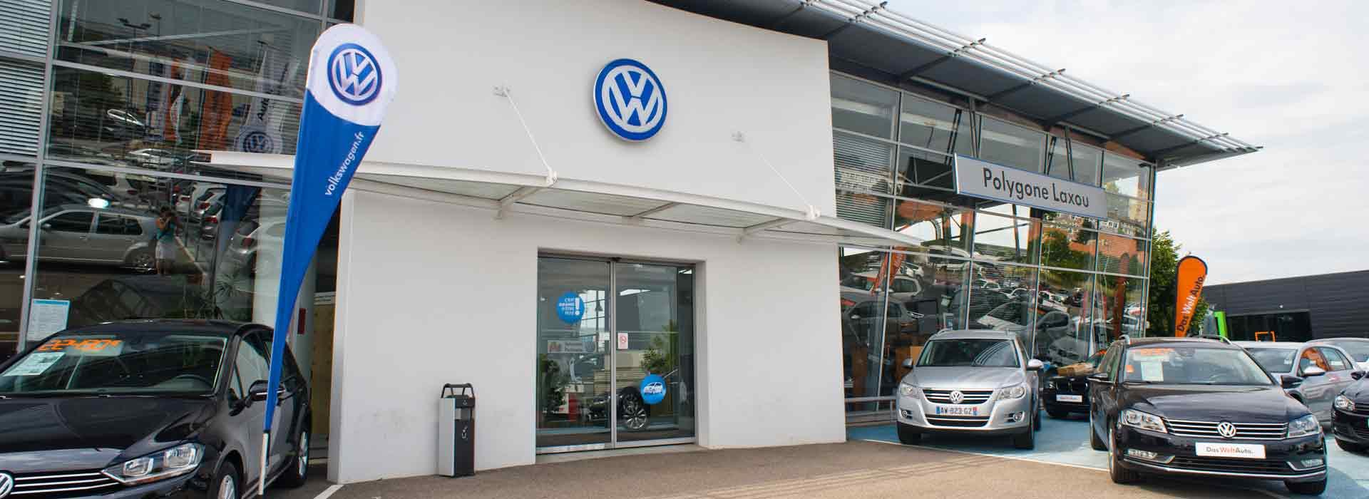 Volkswagen Laxou - Nancy