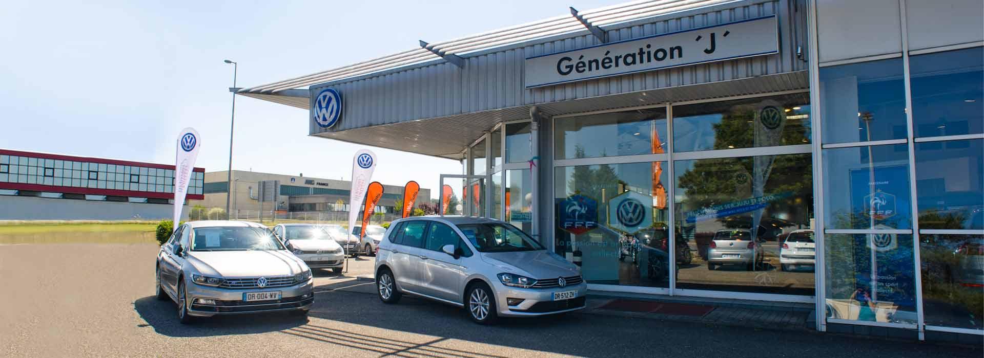 Volkswagen sarreguemines concessionnaire garage moselle 57 - Garage audi sarreguemines ...