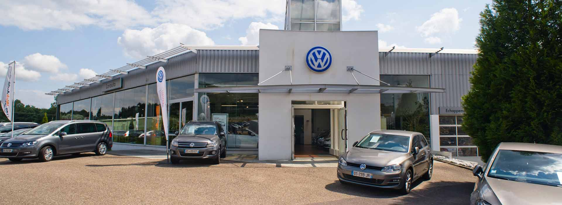 volkswagen saint avold concessionnaire garage moselle 57