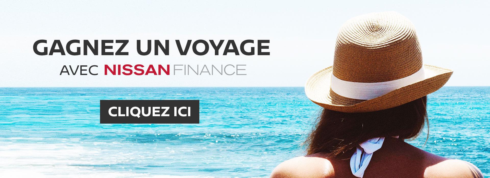 Voyage Nissan France
