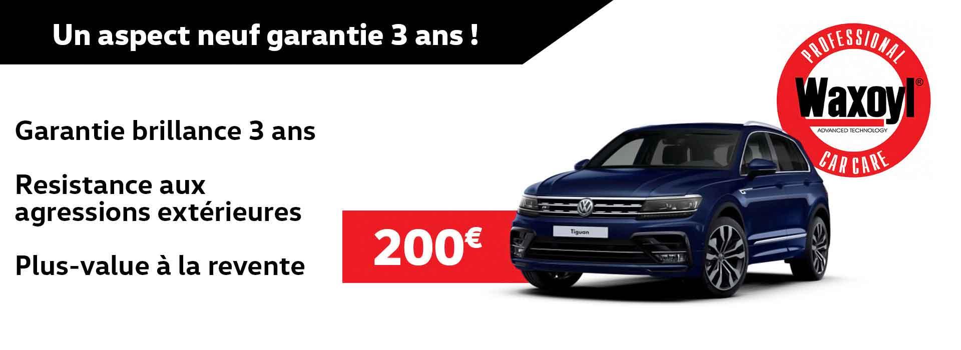 Waxoyl Volkswagen Chartres